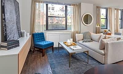 Living Room, 309 W Illinois St, 0
