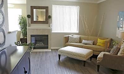 Living Room, Pinnacle at Galleria, 1