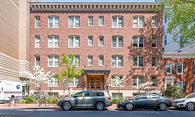 Building, 1121 24th St NW 307, 1