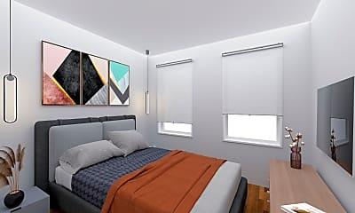 Bedroom, 1422 Commonwealth Avenue, Unit 5, 0