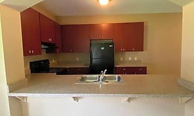 Kitchen, 3506 Common St, 1