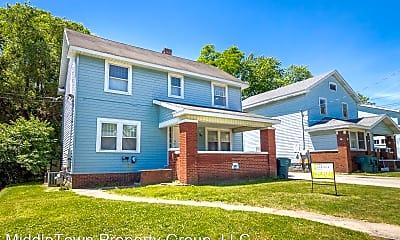 Building, 1407 W Jackson St, 1