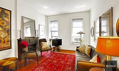 Living Room, 101 W 104th St, 0