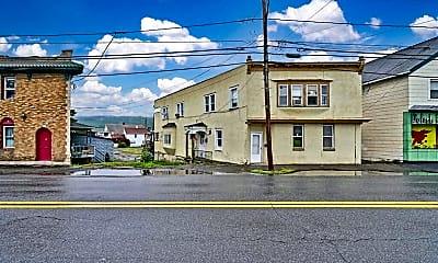 Building, 627 Main St, 1