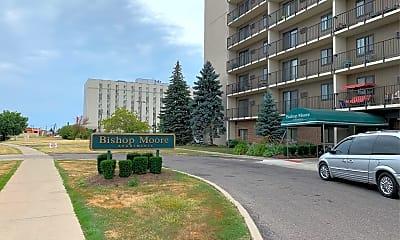 Bishop Gd Moore Apartments, 1
