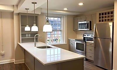 Kitchen, Troy Apartment Living-WSM, 0