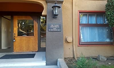 The Glenn Apartment, 1