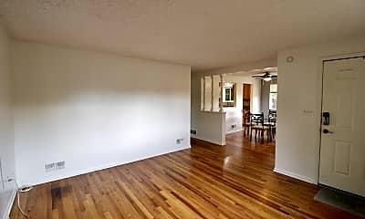 Living Room, 5424 Tejon St, 1