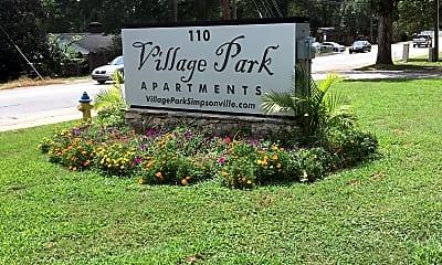 Village Park, 1