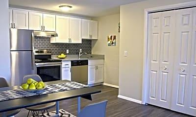 Kitchen, Princeton Dover Apartments, 1