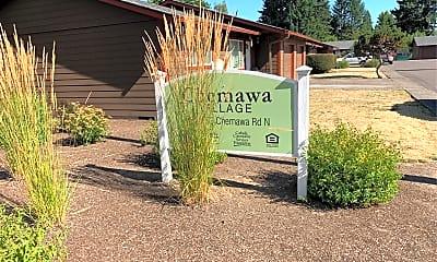 Chemawa Village, 1