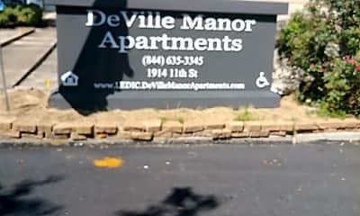 DeVille Manor, 1