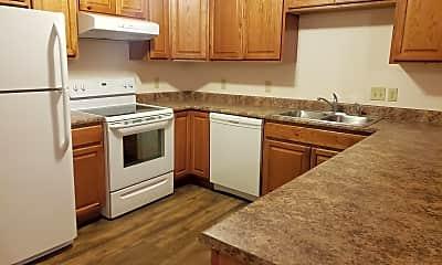 Kitchen, 2614 First St, 2