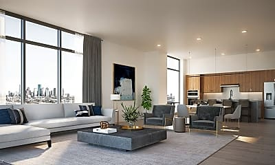 Living Room, 511 W 20th St, 0
