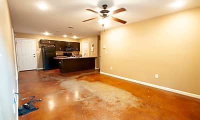 Living Room, 1304 W Huntington Ave, 1