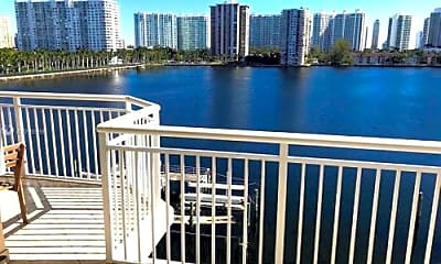 Patio / Deck, 18081 Biscayne Blvd, 0