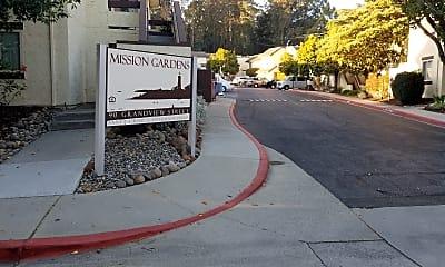 Santa Cruz Mission Gardens IV, 1