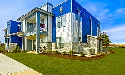 Building, Stillhouse Flats, 0