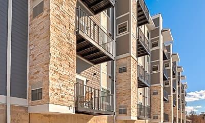 Building, Eastgate Apartments, 2