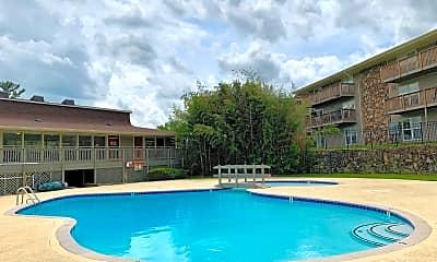 Pool, Valley Ridge, 2
