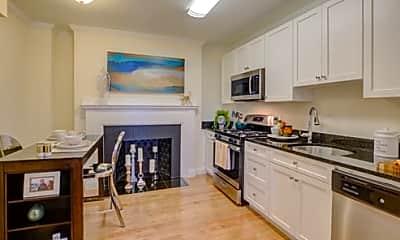 Kitchen, The Chestnut Hill, 1