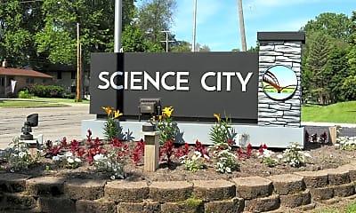 Community Signage, Science City (55+), 0