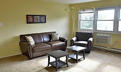 Living Room, Bucks Meadow, 1