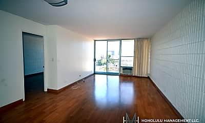 Living Room, 1326 Ke?eaumoku St, 0
