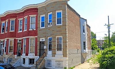 Building, 1001 Appleton St, 0