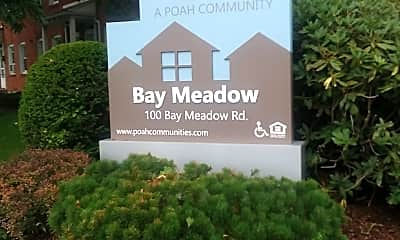 Bay Meadow Apartments, 1