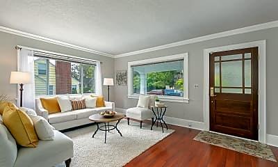 Living Room, 7748 Corliss Ave N, 0