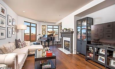 Living Room, 7181 E Camelback Rd 502, 1
