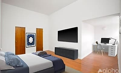 Bedroom, 203 Rivington St, 1