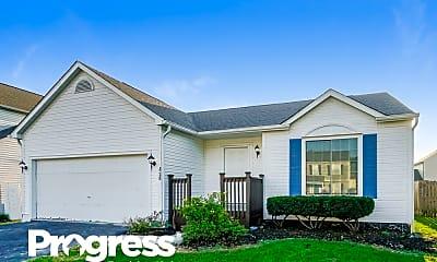 Building, 828 Spivey Ln, 1
