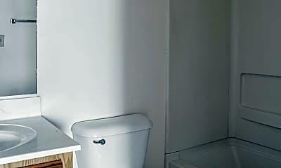 Bathroom, Westover Station Apartments, 2