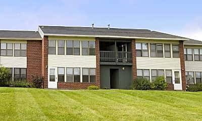 Building, Friends Settlement, 1