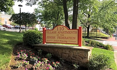 Village Apartments of The Jewish Federation, 1