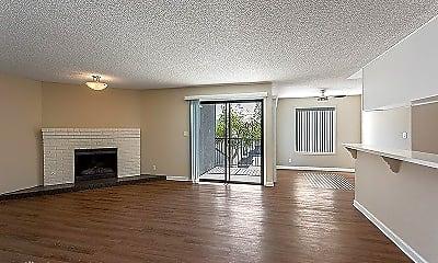 Living Room, 1717 E Pine Ave, 0