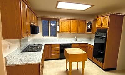 Kitchen, Webster and Kenmore, 1