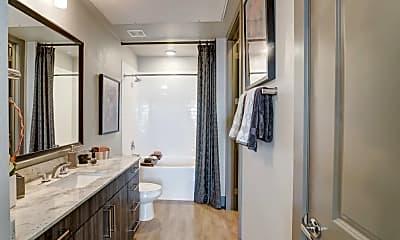 Bathroom, 8202 Library St, 1