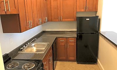 Kitchen, 39 Lancaster Terrace, 0