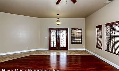 Living Room, 8320 Lake Shore Dr, 1
