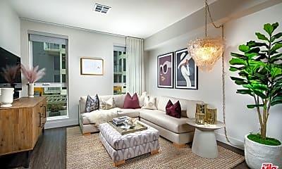 Living Room, 1101 N Main St D558, 0