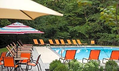 Pool, Westover Club Apartments, 0