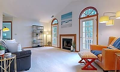 Living Room, 1274 Rhodes Ln, 1