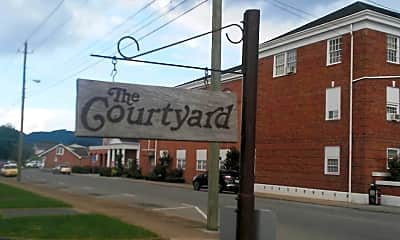 The Courtyard, 1