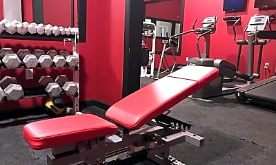 Fitness Weight Room, 10 Ford Ave 111, 2