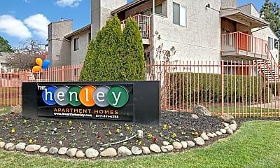 Community Signage, Henley, 2