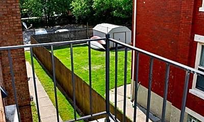 Patio / Deck, 3806 Hyde Park Ave, 1