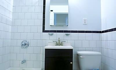 Bathroom, 408 E 78th St, 2